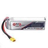 Gaoneng GNB 7.4V 5000mAh 50C 2S Lipo البطارية XT60 Plug for Rc Racing Car