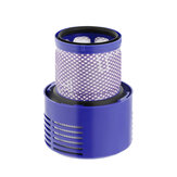 BOAI Vacuum Cleaner Accessories Rear Filter for Dyson V10 Handheld Robot