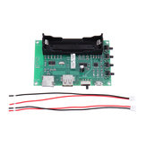XH-A150 5W+5W Dual Channel Bluetooth Audio Stereo Amplifier Module  PAM8403 Wireless Bluetooth Receiver Support TF Card DC 5V