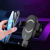10W Qi Wireless Charger Schnellladung Air Vent Autotelefonhalter für 4.0-6.5 Zoll Smart Phone