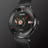 DOM M-1299 Ultra Thin Business Style Men Wrist Watch