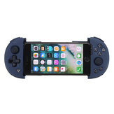 Flydigi WEE 2T Adjustable bluetooth Phone Clip Gamepad Game Controller for PUBG for iOS Android Mobile Phone Navy