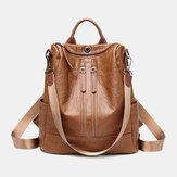 Women Anti-theft Fashion Multifunctional Backpack