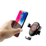 Bakeey10W急速充電ワイヤレス充電器iPhone 8PlusXS 11 Pro Huawei P30 Pro Mate 30 5G Mi9 9Pro S10 + Oneplus 7 Pro
