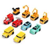 Scribing Induction Car Creative Śledź każdy narysowany długopis Indukcyjny śliczny model odlewany na prezent dla dzieci