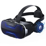 VR Shinecon G02ED Helmet 3D Glass Virtual Reality VR Glasses Headset for iPhone Android Smartphone