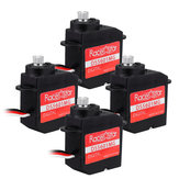 4 PCS Racerstar DS5601MG 120 ° 5.6g Coreless Metal Gear Micro Servo Digital Para RC Avião 0.89kg 0.10sec