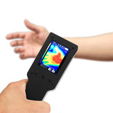 Portable Handheld Infrared Thermal Imager Thermal Imaging Camera 2.4 Inch 24*32 Resolution Digital LCD Display Thermometer Measurement Instrument