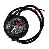 9V-24V 12V 2.5A Waterdichte motorfiets telefoon USB-oplader kompas stuur achteruitkijkspiegel universeel