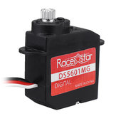 Racerstar DS5601MG 120 ° 5.6g Coreless Metal Gear Micro Servo Digital Para Avião RC 0.89kg 0.10sec