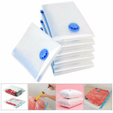 5 PCS Vacuum Storage Bag Space Saving Anti Pest Clothes Quilts Storage Bag