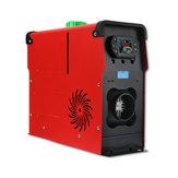 HCalory All in One 8KW 12V Coche Diesel Air Parking Calentador Calentador de un solo orificio con LCD Monitor Para Coche Truck Bus barco RV