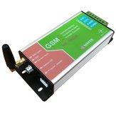 GSM-Temperaturüberwachung SMS-Temperaturalarm, E-Mail-Datenprotokollbericht Batterie Innen für Stromausfall-Alarmsystem Kompatibel mit WF-TP02B