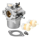 Kit de filtre à carburant de joint de carburateur de carburateur pour Briggs & Stratton Walbro LMT 5-4993