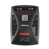 WEAH-81 Car Heavy Bass Frequency Divider High and Low Two-way Two Bass Crossover Upgrade Tool
