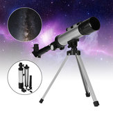 IPRee® Astronomical Telescope Monocular Astronomical Telescope+Tripod+Optical Finder Scope for Watch Travel Moon Bird For kids &Students