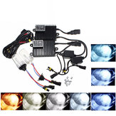 Pair H3 75W DC 12V Xenon Car Headlights Bulbs HID Light Lamp with Ballast Kit 4300K-12000K
