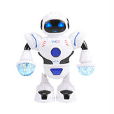 YH Smart RC Robot Toy Sliding Dance Sing Robot Gift voor kinderen
