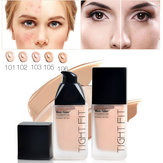 Genuine Music Flower 6 Colors Light Foundation Long-lasting