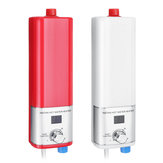 5500W Electric Tankless Water Heater Instant Hot Under Sink IPX4 Waterproof