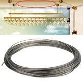 15m из нержавеющей стали 316 одежда кабельная линия трос