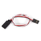 10pcs 30cm RC Servo Extension Wire Cable For JR