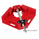 Drillpro 90 Degree Corner Right Angle Clamp T Handle Vice Grip Woodworking Quick Fixture Aluminum Alloy Tool Clamps