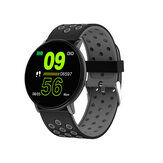 XANES® G101 1,3 '' Full Touch IPS Bildschirm IP67 Wasserdichte Smart Watch Herzfrequenz-Blutdruckmessgerät Fernkamera Fitness-Sportarmband