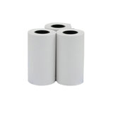 Peripage TPS-WB10 3 Rolls 57x 30mm Thermal Receipt Sticker Paper for 58mm Thermal Wireless Printer
