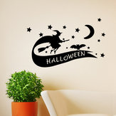 Miico FX3010 Cartoon Sticker Wall Sticker Halloween Sticker Removable Wall Sticker Room Decoration