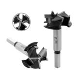Drillpro Upgrade 35 mm 3 fluiten Carbide Tip Forstner-boor Houtboorsnijder Houtbewerking Gatenzaag voor elektrisch gereedschap