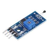Arduino用熱センサーモジュール温度スイッチサーミスターセンサーボードGeekcreit-公式Arduinoボードで動作する製品