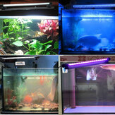 82 CM 12,2 Watt IP68 Wasserdichte 48 STÜCKE LED Aquarium Licht RGB Fernbedienung LED Aquarium Licht Tauch