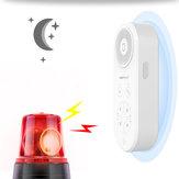 Bakeey IR المستشعر مخصص تسجيل رنين المزدوج اهتزاز الوضع الأمن إنذار نظام تحذير جهاز ل ذكي الرئيسية