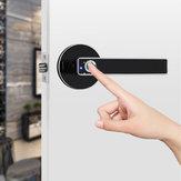 Fechaduras de impressão digital de aço inoxidável Fechaduras biométricas inteligentes de segurança doméstica
