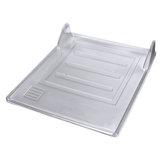10Pcs Clothes Organizer T-shirt System Fold Board File Cabinet Cloth Hanger File Storage Rack Holder Desktop Organizer