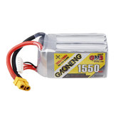Gaoneng GNB 18.5V 1550mAh 100C 5S Lipo البطارية XT60 Plug for TBS Source One 5