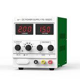 Display 1502D + 0-15V 0-2A Regolatore stabilizzatore di tensione regolato in corrente continua regolabile GSM CDMA PHS Rilevazione RF