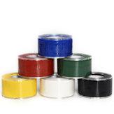 KCASA 10 pies colorido Silicona Impermeable Cinta aislante Cinta adhesiva