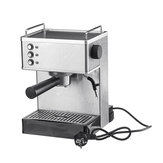 1050W Coffee Machine Espresso Cappuccino Latte Drink Maker Milk Steamer
