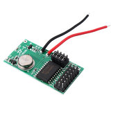ZF-1 ASK 315MHz/433MHz Fixed Code Learning Code Transmission Module Wireless Remote Control Receiving Board