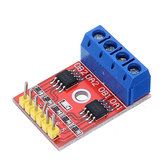 20pcs L9110S H-bridge Dual DC Stepper Motor Driver Board Stepper Motor Module L9110 Geekcreit for Arduino - products that work with official Arduino boards
