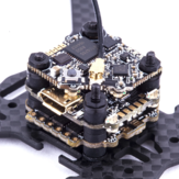FLYWOO GOKU F411 Micro Stack FC&BS13A ESC&VTX625 2-4S Flytower FPV Combo 16*16mm Mounting Hole