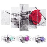 5pcs arte moderna sem moldura Óleo pinturas imprimir imagem da lona casa decorações da parede