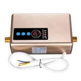 Display Electric Water Heater 3000W 110V/220V 5500W Mini Tankless Shower Hot Water System Kitchen Po Water Heater