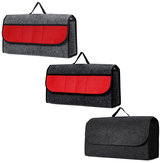 Organizer Collapsible Foldable Tool Storage Bag Compartments For Car Van Truck Trunk