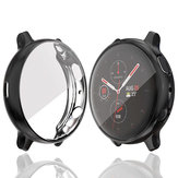 Bakeey Plating Lightweight Shockproof Scratch Resistant TPU Full Cover Watch Cover for Samsung Galaxy Active 2 44mm