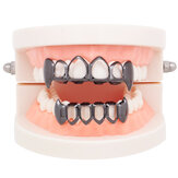 Bretelle per protesi in metallo Hiphop Grillz