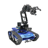 LOBOT 6DOF Smart RC Robot Arm Tank Open Source Stick/APP Control With Series Bus Servo &STM32 Board