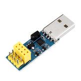 3pcs ESP8266 ESP-01 ESP-01S Firmware Burning WIFI Module Downloader ESP LINK v1.0 Geekcreit for Arduino - products that work with official Arduino boards